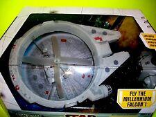 Star Wars Millennium Millenium Falcon Remote Radio Control R/C Vehicle Ship NEW!