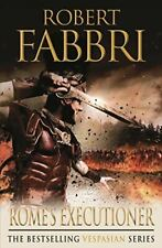 Robert Fabbri, Rome's Executioner: VESPASIAN II, Like New, Paperback