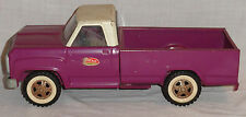 Rare 1969 Plum Crazy Purple Steel Tonka Style-Side Pick-Up Pickup Truck No. 2360