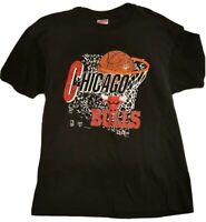 Vintage Chicago Bulls 1996 NBA T Shirt Size XL (46-48) Hanes Heavyweight