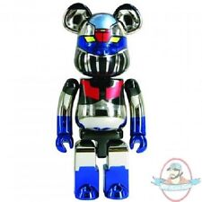 Mazinger Z Super Alloyed 200% Bearbrick Alloy by Medicom