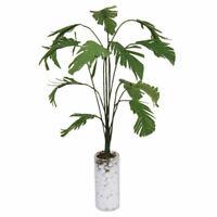 1:12 Miniature Dollhouse Banana Tree Plant with Vase Pot Accessory Home Decor