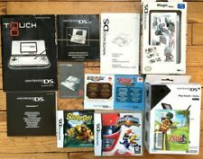 LOT 12 NOTICES VIP ACCESSOIRES DS CONSOLE MARIO PARTY ZELDA MARIO KART STAND++++