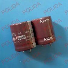 1PCS Electrolytic Capacitor NIPPON 25x30mm 10000UF25V/25V10000UF