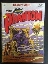 B15, Comic Phantom Frew, P/B VGC, # 1480, Deadly Virus
