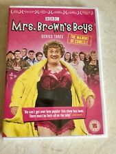 Mrs Browns Boys Dvd Series 3 New