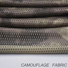 "A-TACS Camouflage Camo Net Cover Army Military 60""W Mesh Fabric Cloth"