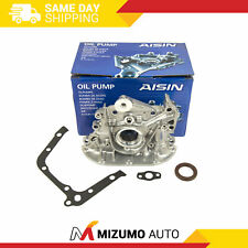 AISIN Oil Pump w/ Sensor Port Fit 81-95 Toyota Geo 3AC 4AC  4AFE 4AGE 4AGELC
