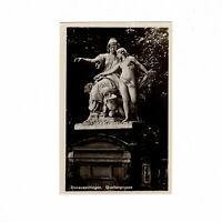 AK Ansichtskarte Donaueschingen / Quellengruppe - 1927