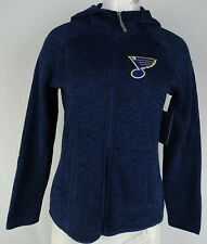 Saint Louis Blues NHL G-III Women's Full-Zip Sweatshirt