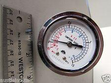 OSAKA R22 Compound Machine Control Panel Gauge -70C-40C -.01-1.5Mpa AC Heat Pump