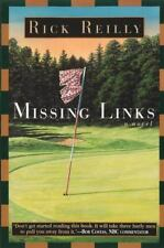 Missing Links, Rick Reilly, Good Condition, Book