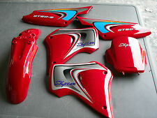 SkyTeam RC-50T 6 Piece Plastic Body Kit (Also Fits Yamaha PW-50 Models)