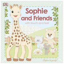 Sophie la girafe: Sophie and Friends by DK , Board book
