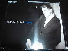 Michael Buble Home Rare Australian 3 Track CD Single  - Like New