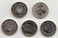 Rare Two Pound Coin £2 2009 to 2017 Choose your Year - Brilliant Uncirculated