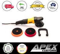 APEX CUSTOMS - SENSEI 15mm Dual Action Random Orbital DA Polisher - Premium Pack