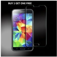 100% Samsung Galaxy S5 Genuino Gorilla Real película protectora de pantalla de vidrio templado