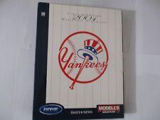 Modells 2004 Yankees Miniature Ornament Storeage Box
