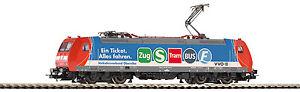 Piko 57838 E-Lok BR 146 017 VVO Wechselstromversion #NEU in OVP#
