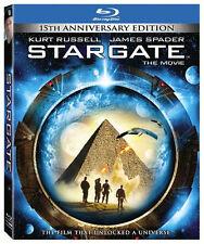 STARGATE (Kurt Russell) 15th anniversary - BLU RAY - Region free - Sealed
