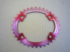 SMITH  ELLIPTICAL 34T CHAINRING  110BCD.PRO LEVEL.NOT Q-RING.EX COND.COST$100