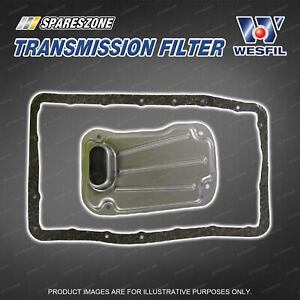Premium Quality Wesfil Transmission Filter for Mitsubishi Pajero NT NW NT NW NX