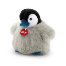 Peluches Trudi pinguino fluffies 24 cm Top quality made in Italy