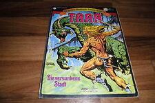 GROßEN PHANTASTIC COMICS # 20 -- TAAR  // die VERSUNKENE STADT / 1. Auflage 1983