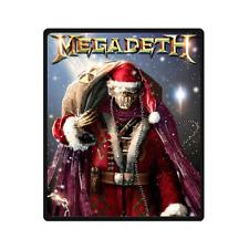 """MegaDeth Merry Chrismat Blanket 50"""" x 60"""" (Medium)"""
