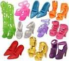 20x Dolls Shoes, Heels Made for 12