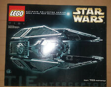 Star Wars Lego UCS Ultimate Collector Series TIE Interceptor 7181, NEW, Sealed