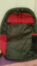 Nike Air Jordan Jumpman Backpack - School Book Bag ~Black Gray Red ~ NWT