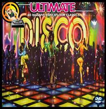Ultimate Disco Collection -60 Massive Dancefloor Classics- 3 dvds + Gift 70s/80s