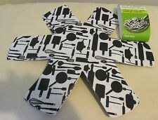 Wiltshire Set of 3 Pot and Pan Protector - Protect Non Stick Surface (Brand New)