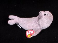 Ty Slippery The Seal Beanie Baby 1999 Soft Plush Stuffed Animal