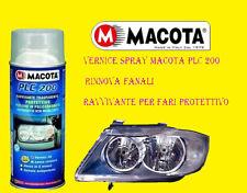 MACOTA PLC 200 Ravvivante Trasparente Fari Protettivo Vernice Spray 400ml Tuning