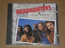 THE KENTUCKY HEADHUNTERS - ELECTRIC BARNYARD - CD COME NUOVO (MINT)