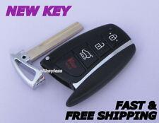 OEM HYUNDAI SANTA FE keyless entry smart remote fob transmitter +NEW KEY INSERT