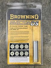 Browning Invector Ds Flush Choke Tube for Improved Modified 20 Gauge 1133265