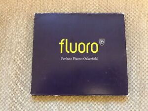 PERFECTO FLUORO (1996) MIXED BY PAUL OAKENFOLD ***MINT CD'S***