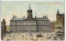 Netherlands; Royal Palace, Amsterdam PPC Unposted, c 1910's