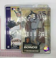 Mcfarlane Barry Bonds MLB Series 5 Grey Uniform Variant San Francisco Giants M15