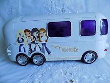 Bratz Forever Diamondz Tour Bus Con Muñeca Y Accesorios