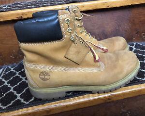Timberland Men's 6'' Premium 400g Waterproof Boots Size 11
