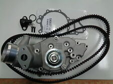 PORSCHE 944 TURBO 951 WATER PUMP AND  BELT KIT GEBA PUMP 951 106 021 10 86-91