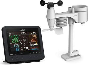 Weather Station  Radio Control Professional 7-in-1 Wireless Sensor