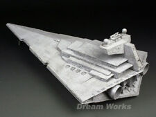 Award Winner Built Revell 1/4000 Imperial-Class Star Destroyer +Sound/Light