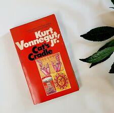 Kurt Vonnegut Jr Cat's Cradle PB Dell Vintage Classic American Fiction CLEAN