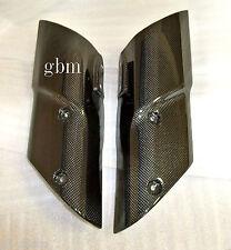 kawasaki z1000 carbon fibre front fender mudguard sides 2010 2011 gbmoto